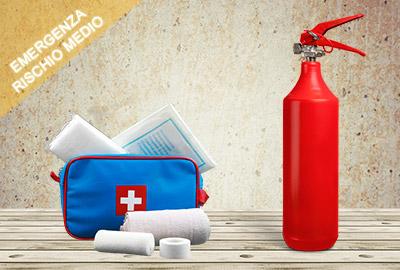 addetto emergenza rischio medio