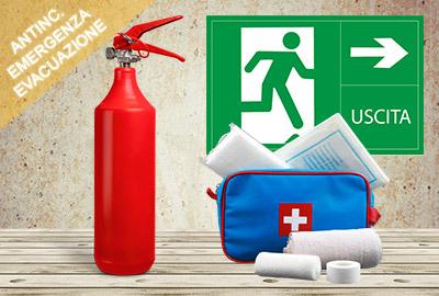 antincendio emergenza evacuazione