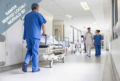 sanità servizi locali modulo b7