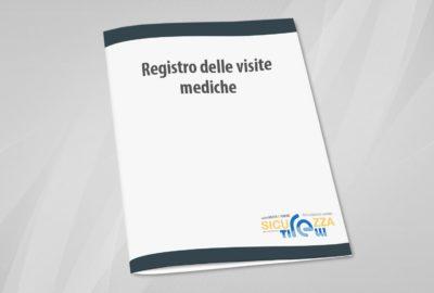 Registro delle visite mediche