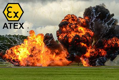 atex rischio esplosione