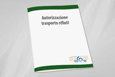 autorizzazione trasporto rifiuti