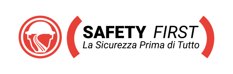 Logo Safety First | La Sicurezza Prima Di Tutto