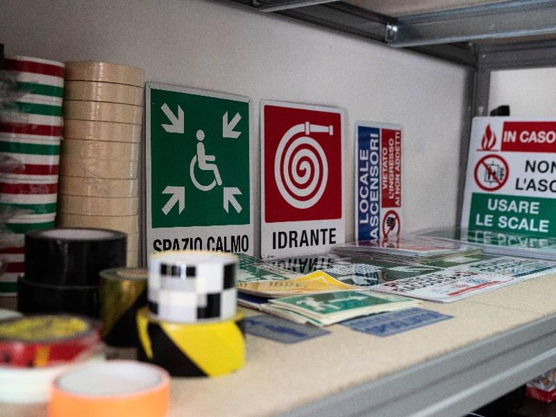 Foto Della Sede Di Sicurezza Tirelli | Sicurezza Sul Lavoro